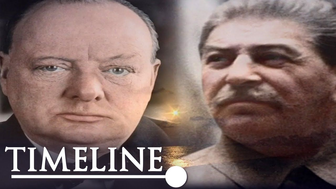 Warlords: Churchill vs Stalin (WW2 Leaders Documentary