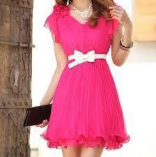 Un vestido super lindo....! *w*