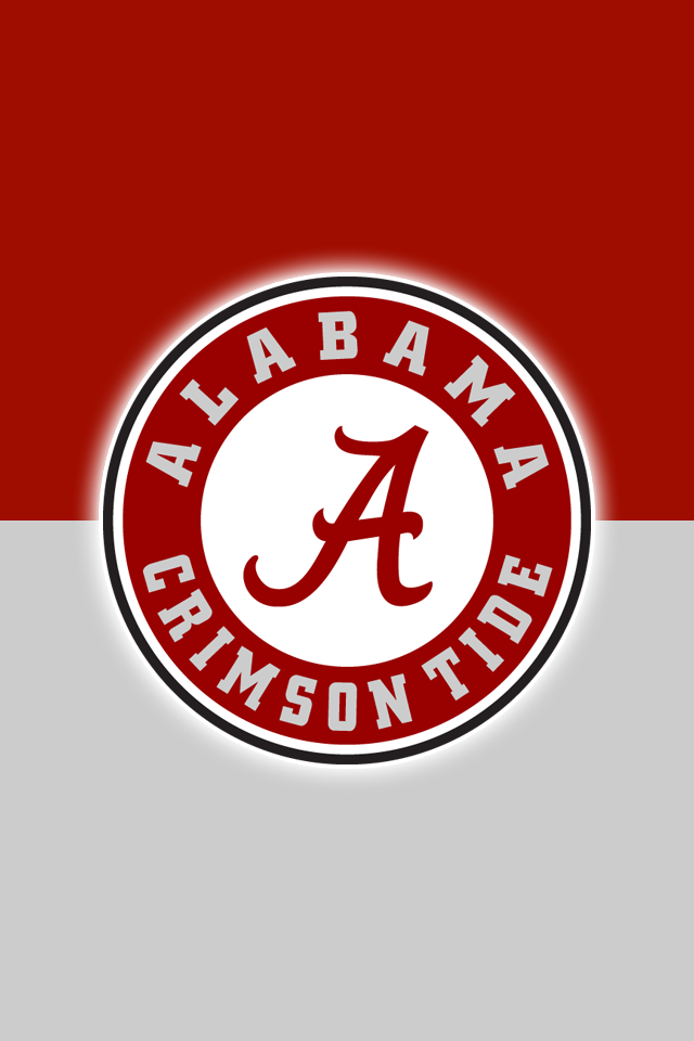 Free Alabama Crimson Tide Iphone Wallpapers Install In Seconds 18 To Choose From For Every Model Of Alabama Crimson Tide Logo Crimson Tide Alabama Wallpaper