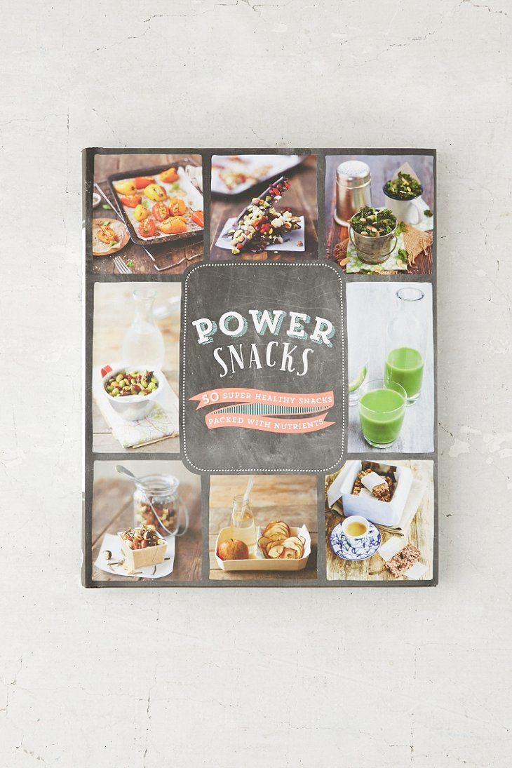 Power Snacks By Parragon Books - Urban Outfitters