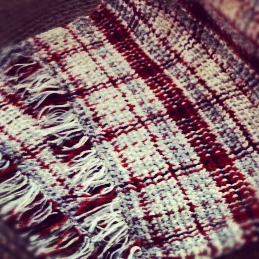 Crochet Pattern Plaid Afghan : Easy free crochet pattern for plaid afghan I made: http ...