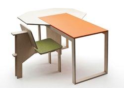 Table Double Size de Matali Crasset, Danese Milano sur les Echos.fr