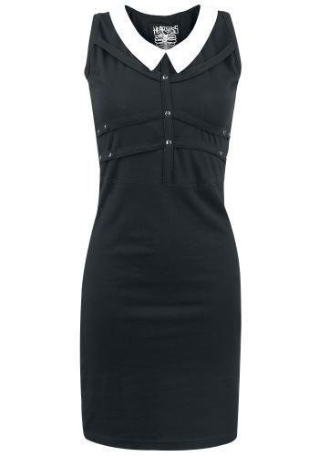 Wednesday - Medium-lengte jurk van Heartless