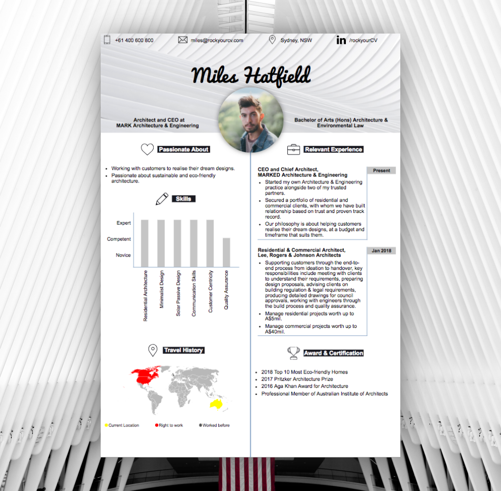 Check Out Our Architecture Cv Templates Today Templates Cv Template Architecture