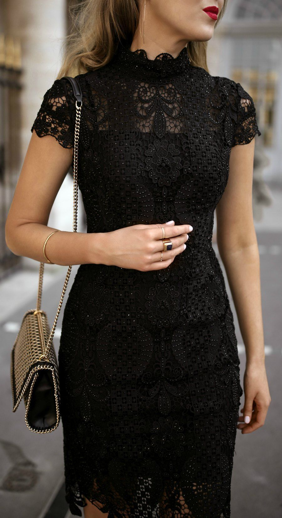 30 Dresses In 30 Days Day 11 What To Wear To A Cocktail Attire Wedding Black Lace Short Sleev Cocktail Attire Cocktail Wedding Attire Cocktail Dress Prom [ 1653 x 900 Pixel ]
