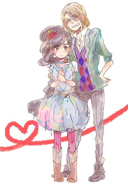Kuranosuke And Tsukimi Fanfiction tsukimi x kuranosuke -...