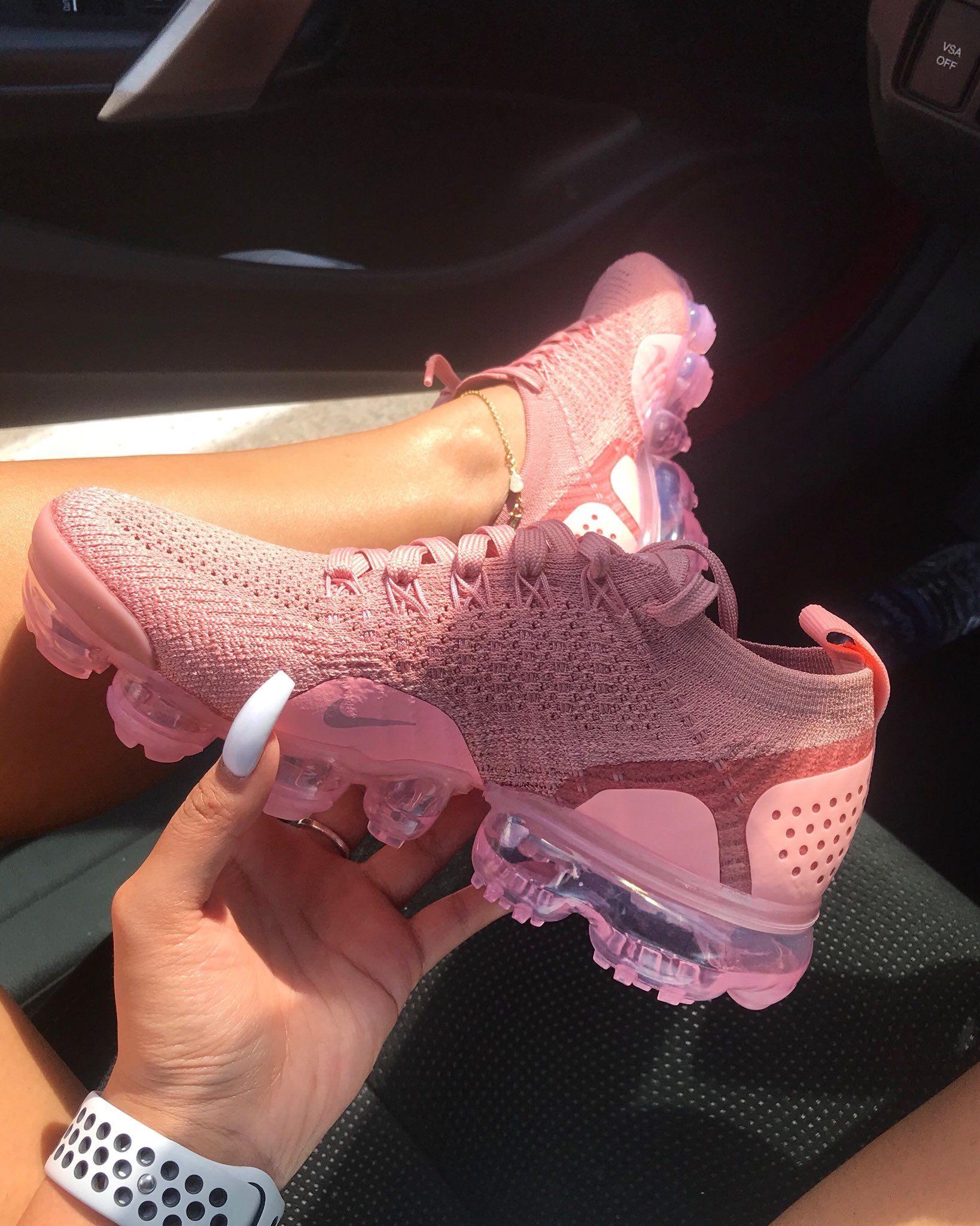 Pink Classic Princess Sneakers