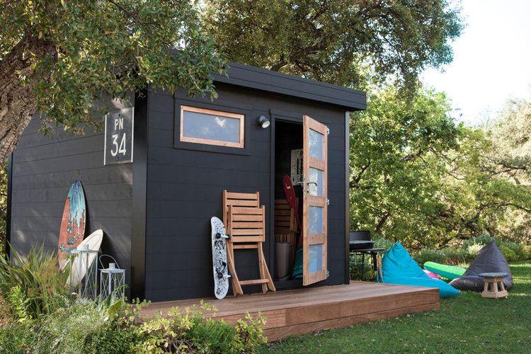 Des Cabanes De Rêve Pour Sublimer Votre Jardin Abri De