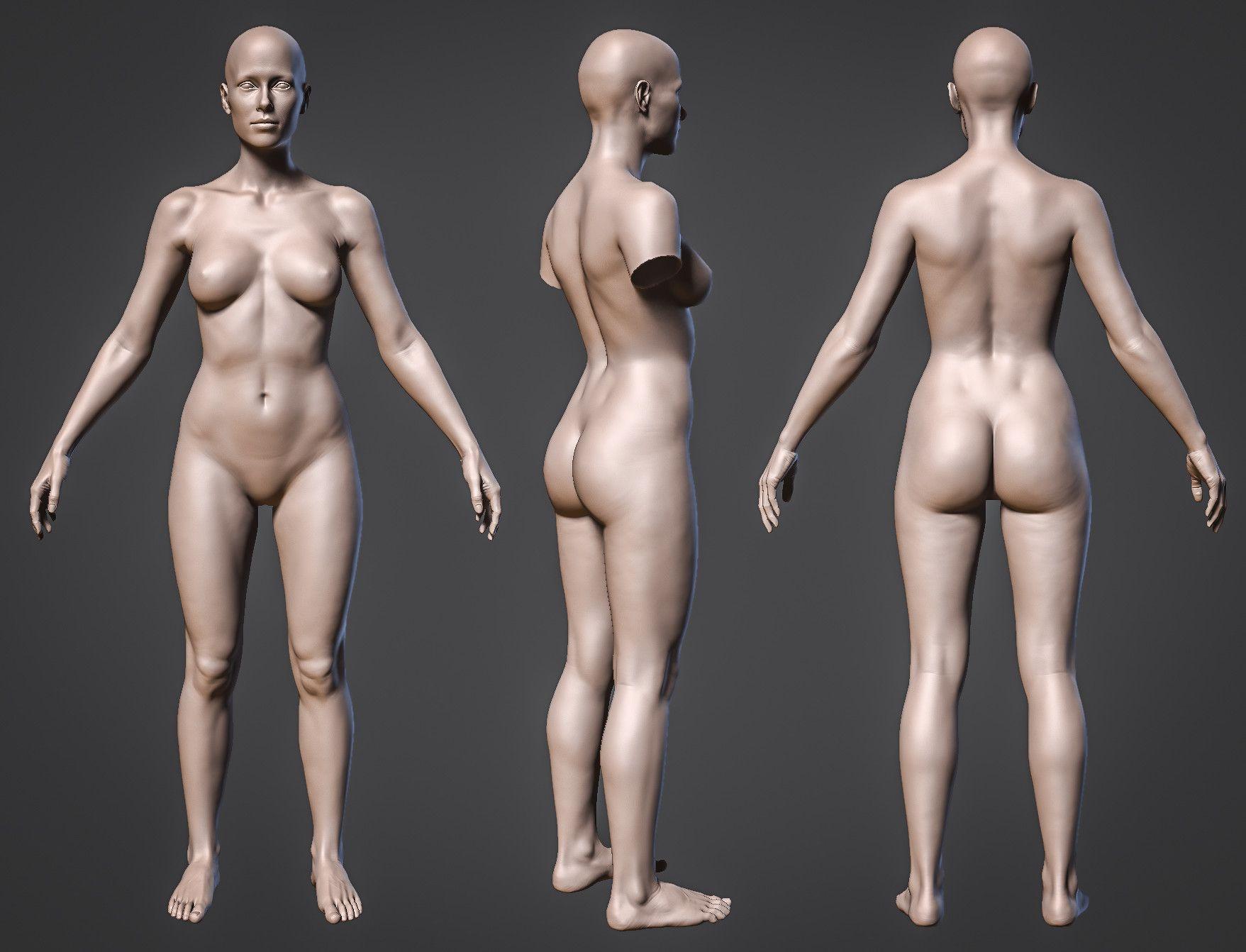 Naked Photo Models