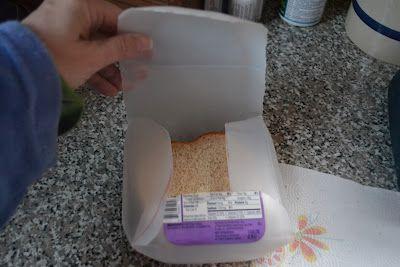 Milk Carton reuse