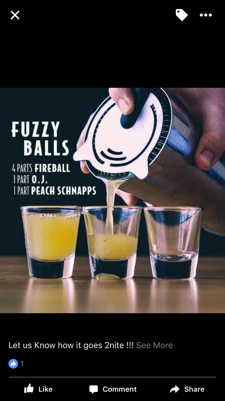 Pin by Sarah on Recipes | Fireball drinks, Cocktail drinks