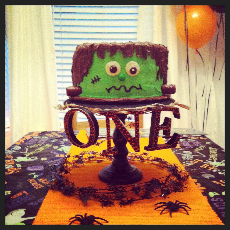 Happy first halloween birthday