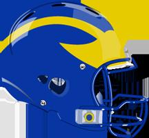 Ud Blue Hen Football Helmet Football Helmets Football Helmet