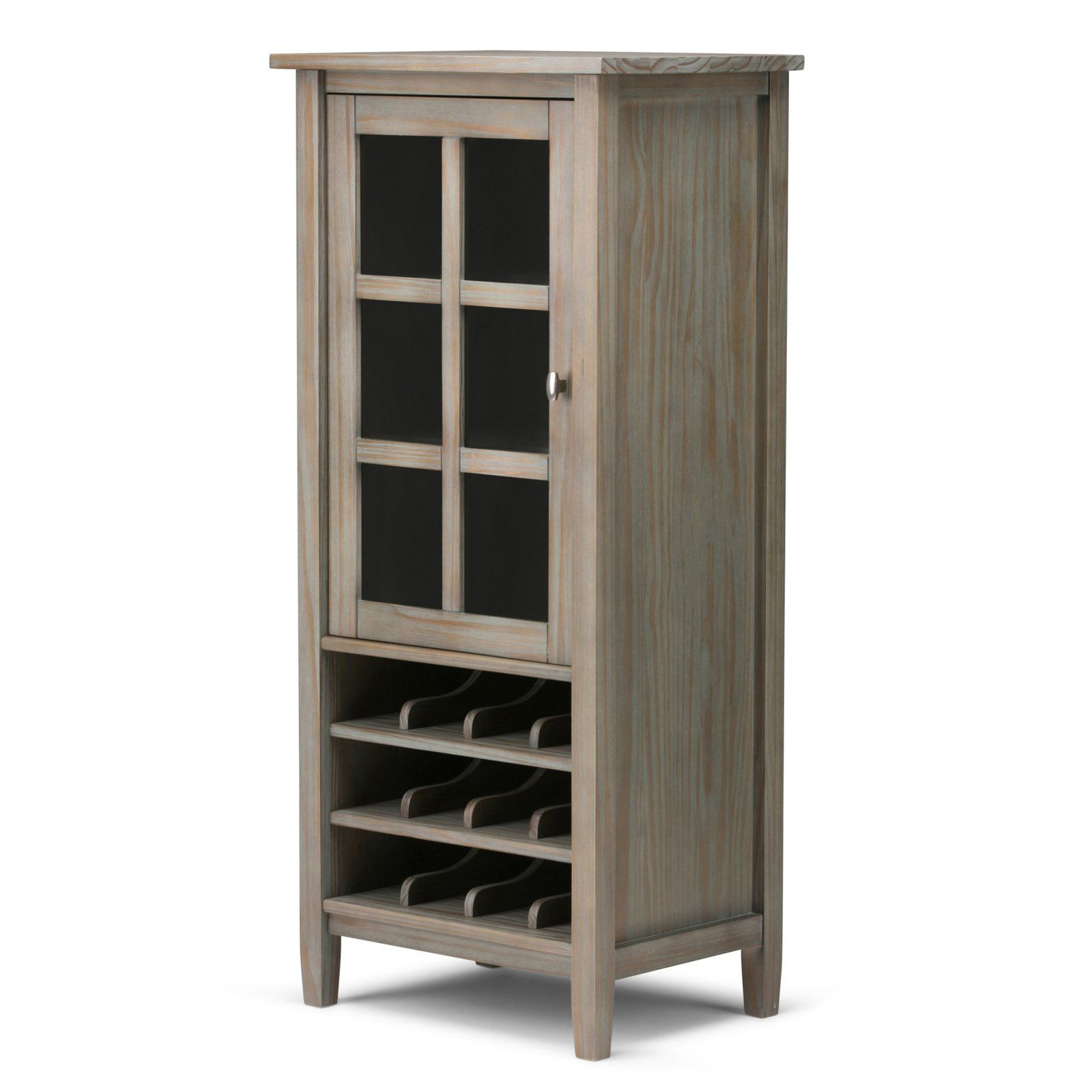 Brooklyn Max Lexington 12 Bottle Wine Tower In 2020 Wine Tower Wine Storage Wine Rack