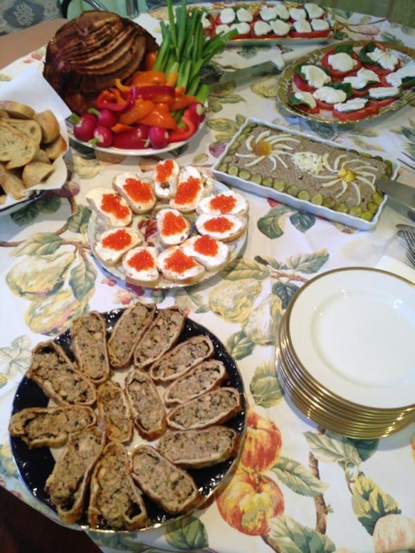 Amazing #sundaysupper prepared by @luxuryprgal 's Romanian Grandma. Grandma's Rock!