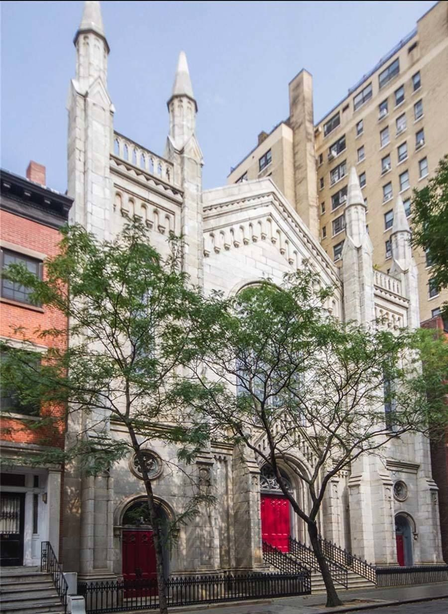 Historical church features spectacular penthouse living in