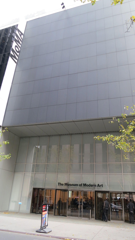 Exterior Museum Of Modern Art Modern Art Modern