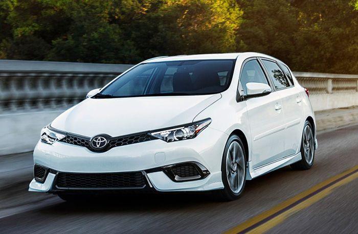 2018 Toyota Corolla iM Price automotrends Pinterest