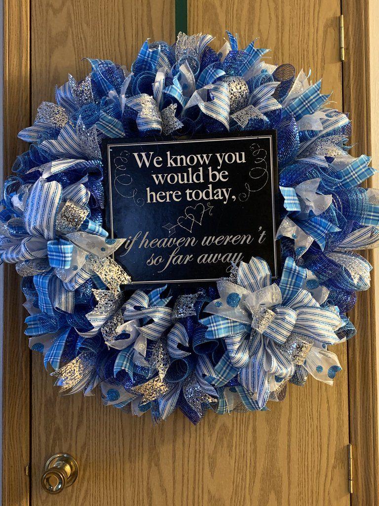 In Heaven Wreath in 2020 Wreaths, Wire wreath frame
