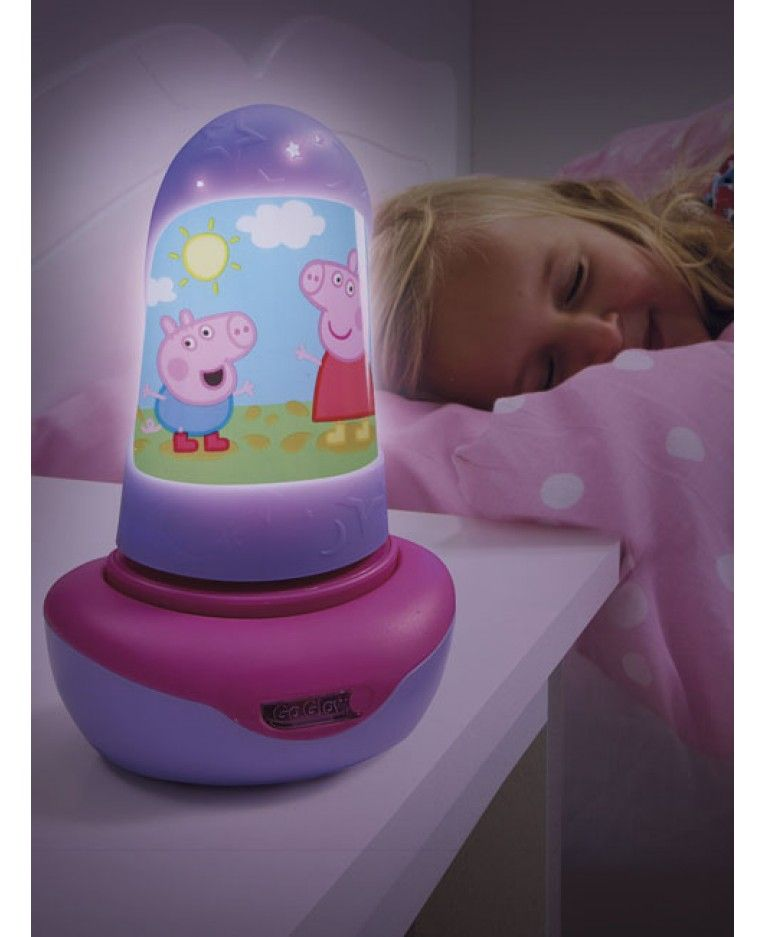 This Peppa Pig Go Glow Is The Perfect Night Time Companion For All