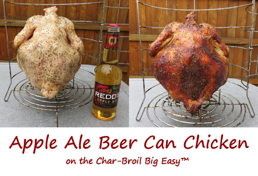 Char-Broil Beer Can Chicken Rack BBQ Grill Grilling Tool Roasting Cooking Racks