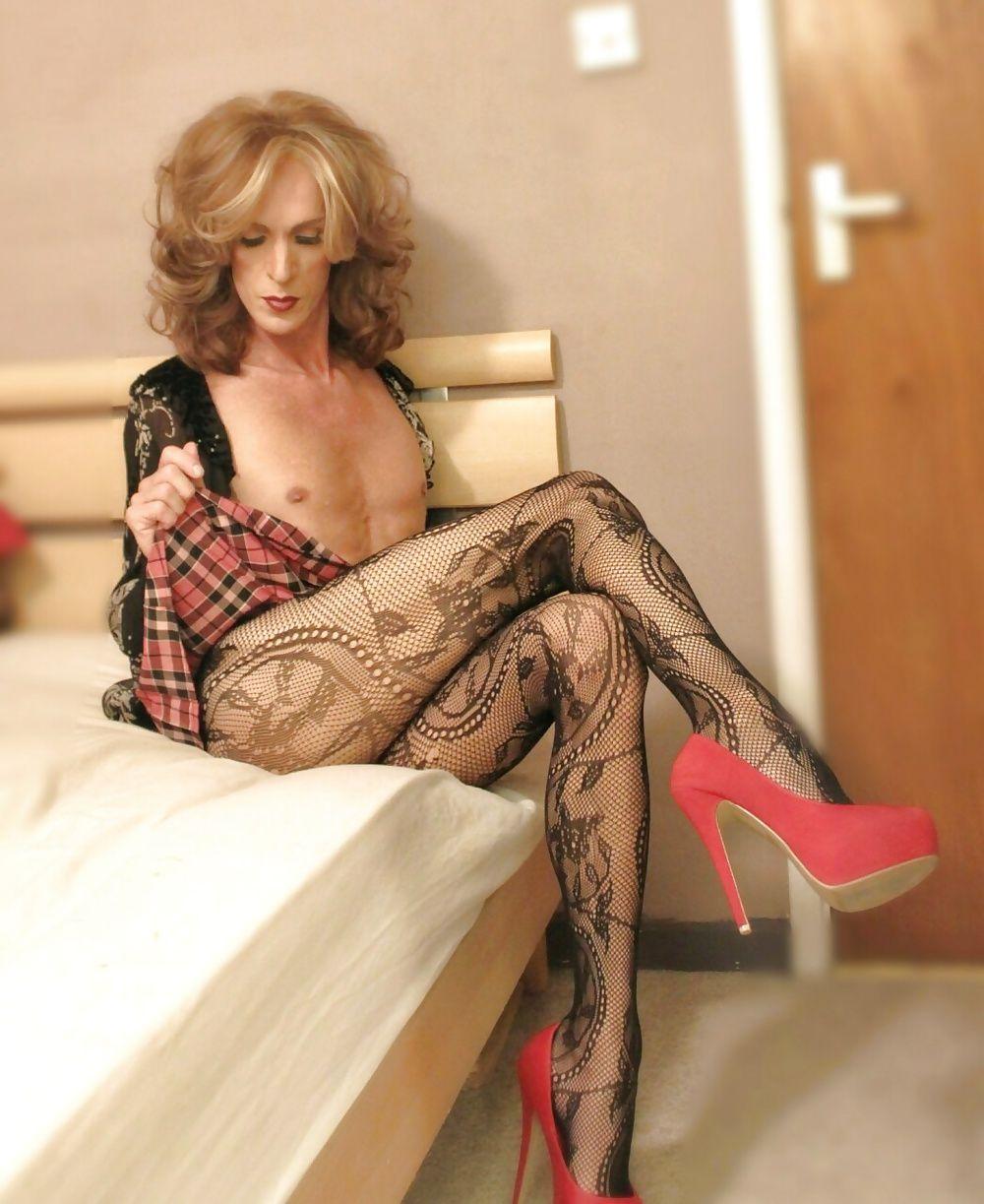 love her pantyhose! | mature transwoman | pinterest | crossdressers