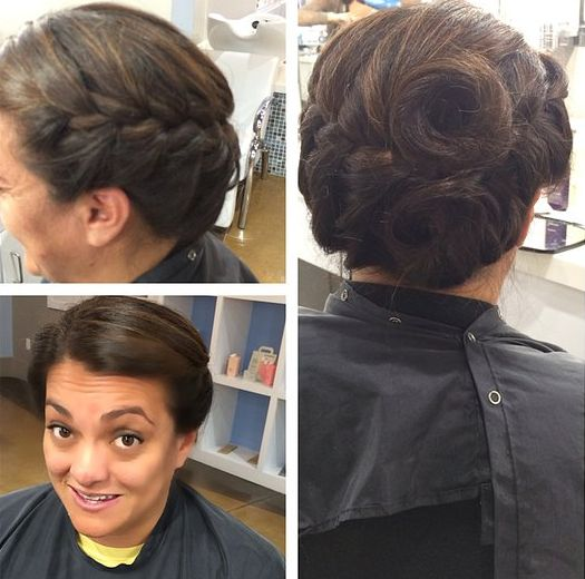 Wedding Hairstyle Nashville