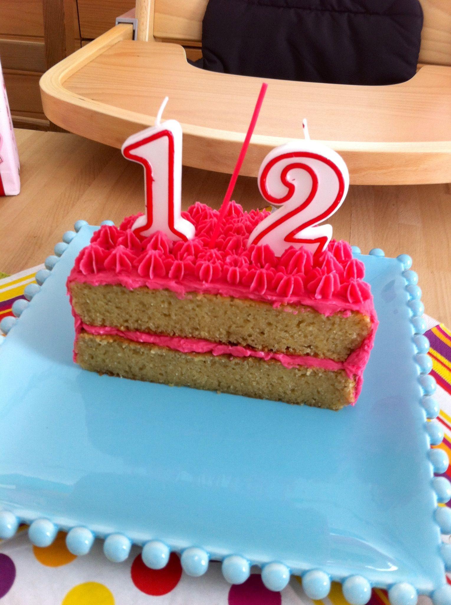 Half Birthday Cake Partay Pinterest Birthday Cakes