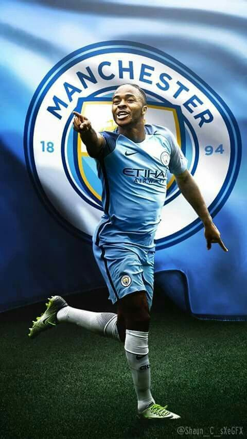 Pin En Voetballers Cool manchester city wallpapers