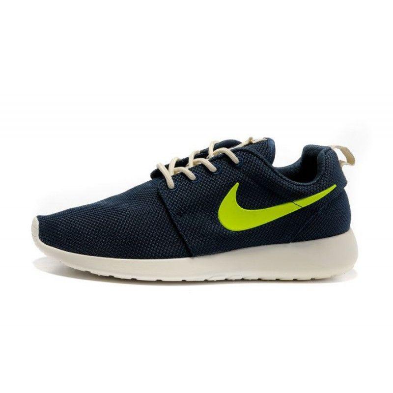 new concept c411c 79ddb reduced green white womens nike roshe print shoes 1134f cf56b