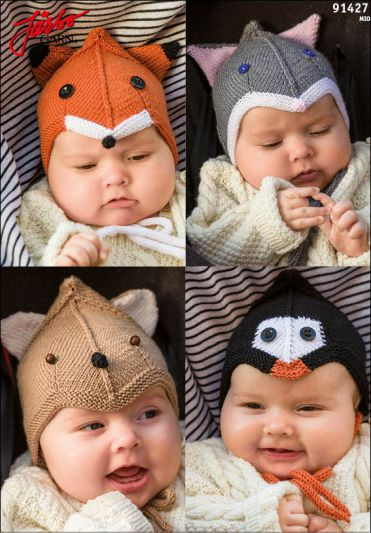 Photo of 91427. BABYLUES – REV, CAT, BEAR AND PENGUIN