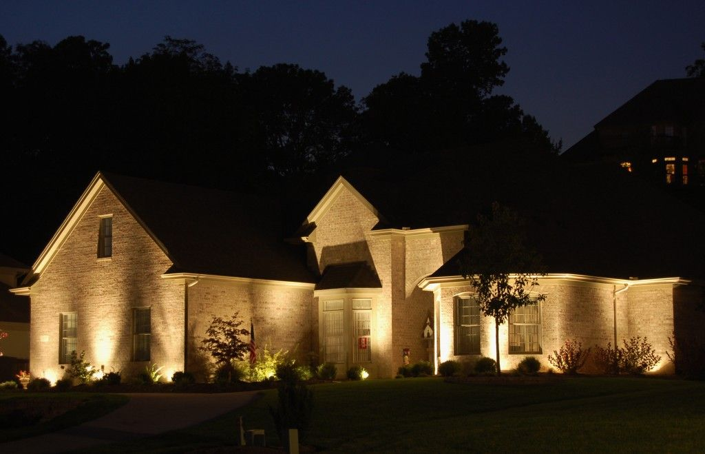 Light up your landscaping