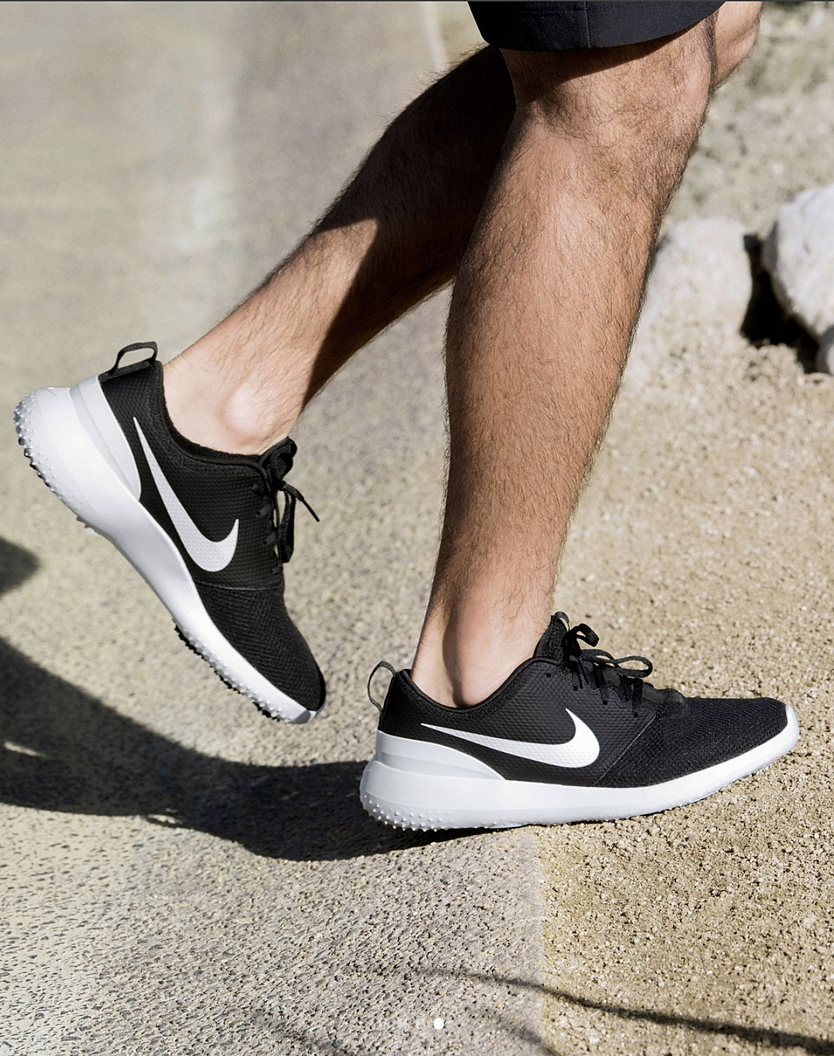 131e71b29f83 Any surface. All Day. No problem. Introducing  Nike Roshe G with ...