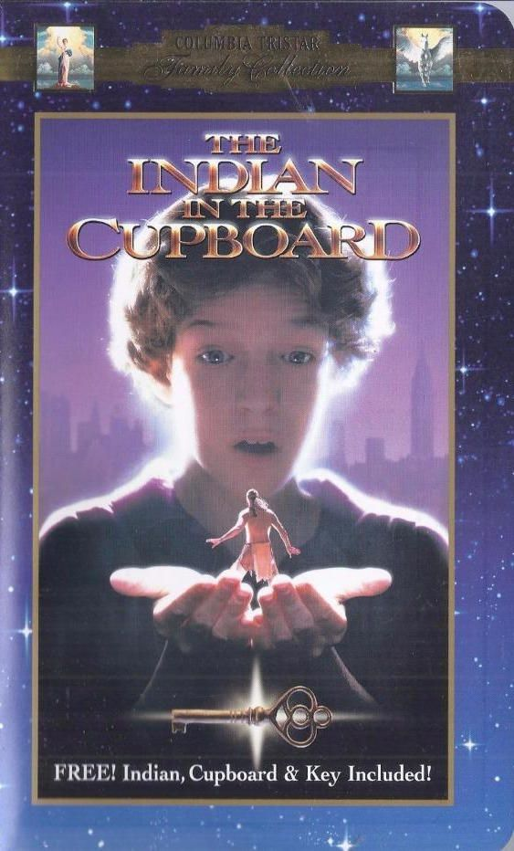 Indian In The Cupboard Vhs 1 16 96 Indian In The Cupboard Nostalgia Poster