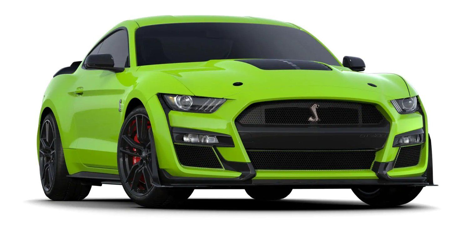 2020 Ford Mustang Shelby Gt500 Colors Stangbangers Mustang Shelby New Ford Mustang Ford Mustang Shelby Gt500