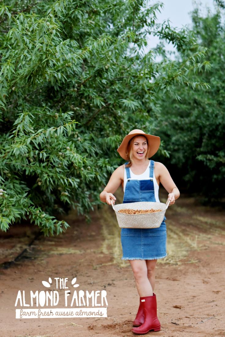 Farm Fresh Almonds Almond, Almond recipes, Farm fresh