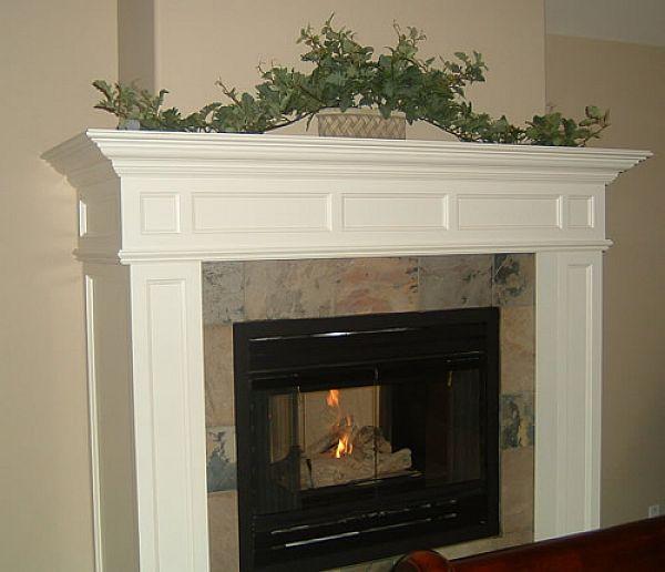 Mantel Surround Designs: Heritage Fireplace Mantel Designs Ideas