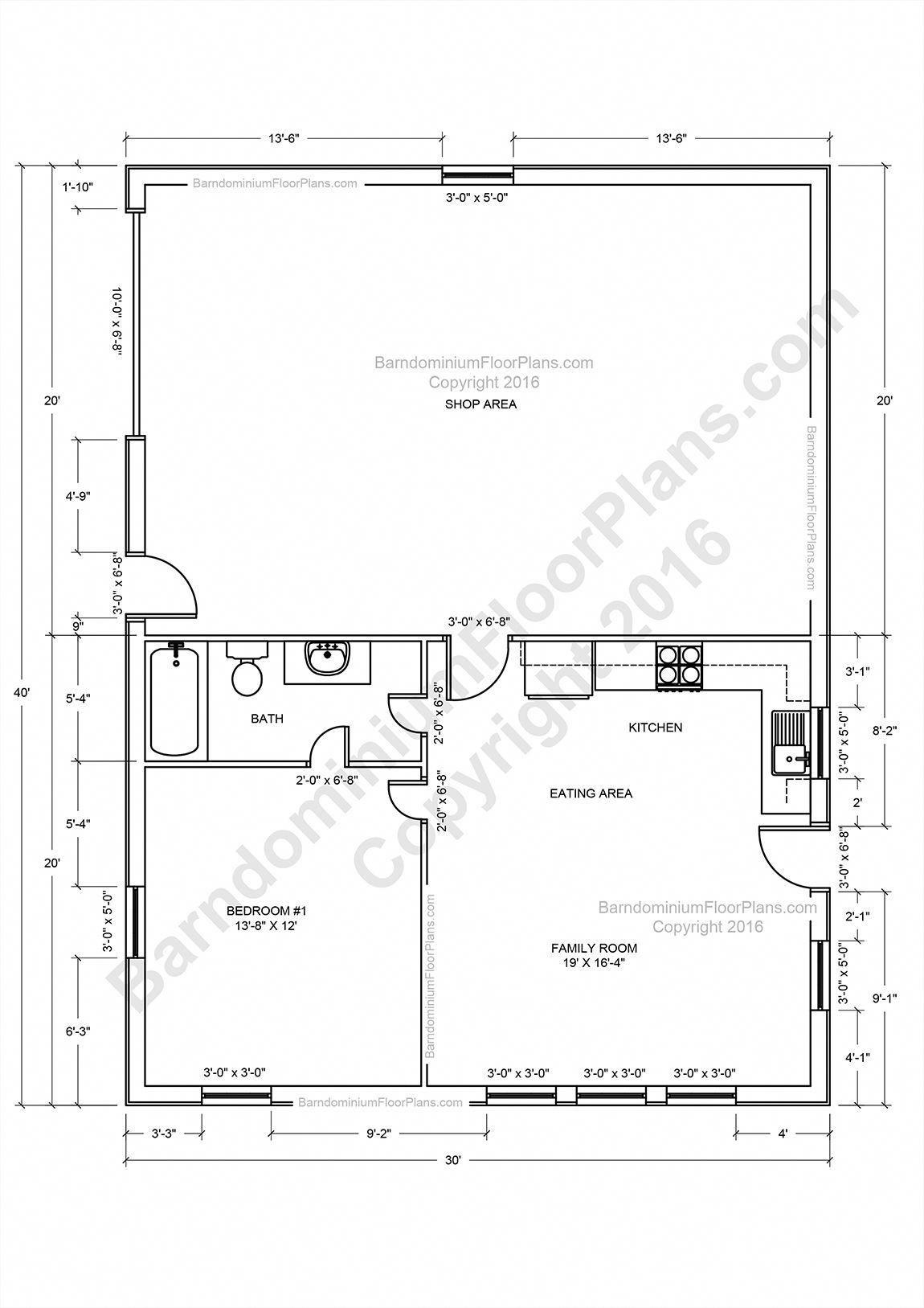List of Best Barndominium Floor Plans for Different