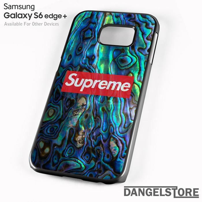 supreme samsung galaxy s6 edge case