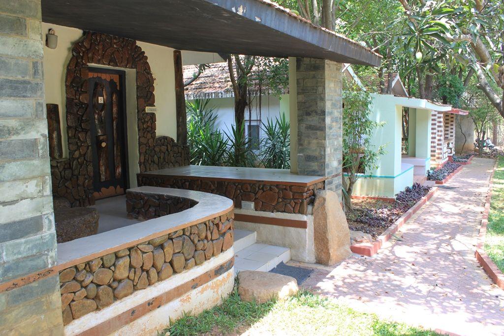 Cottages at Pragati Cottage, Patio, Outdoor decor