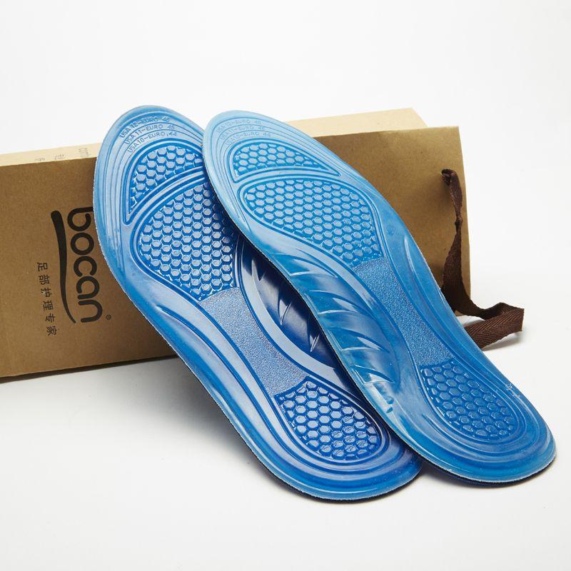 34eebf5705693 Gel Insoles Shoe Insoles shock absorption pads Elasticity sole ...