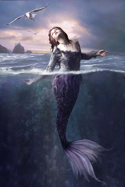 how to become a siren mermaid