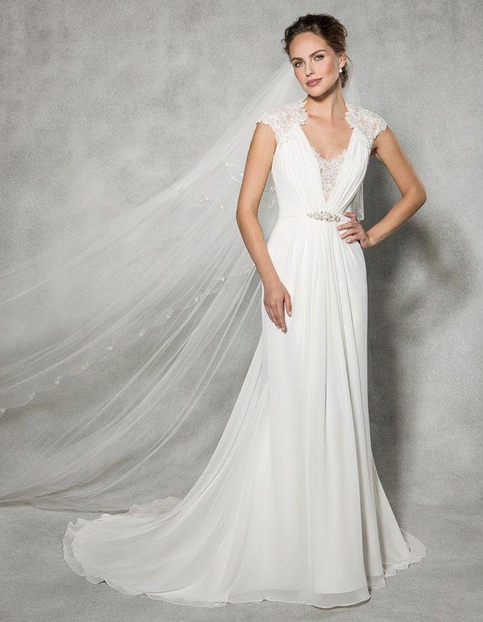 WED2B Wedding dress - ANNA SORRANO - SADIE - WED2B | Bridal ...
