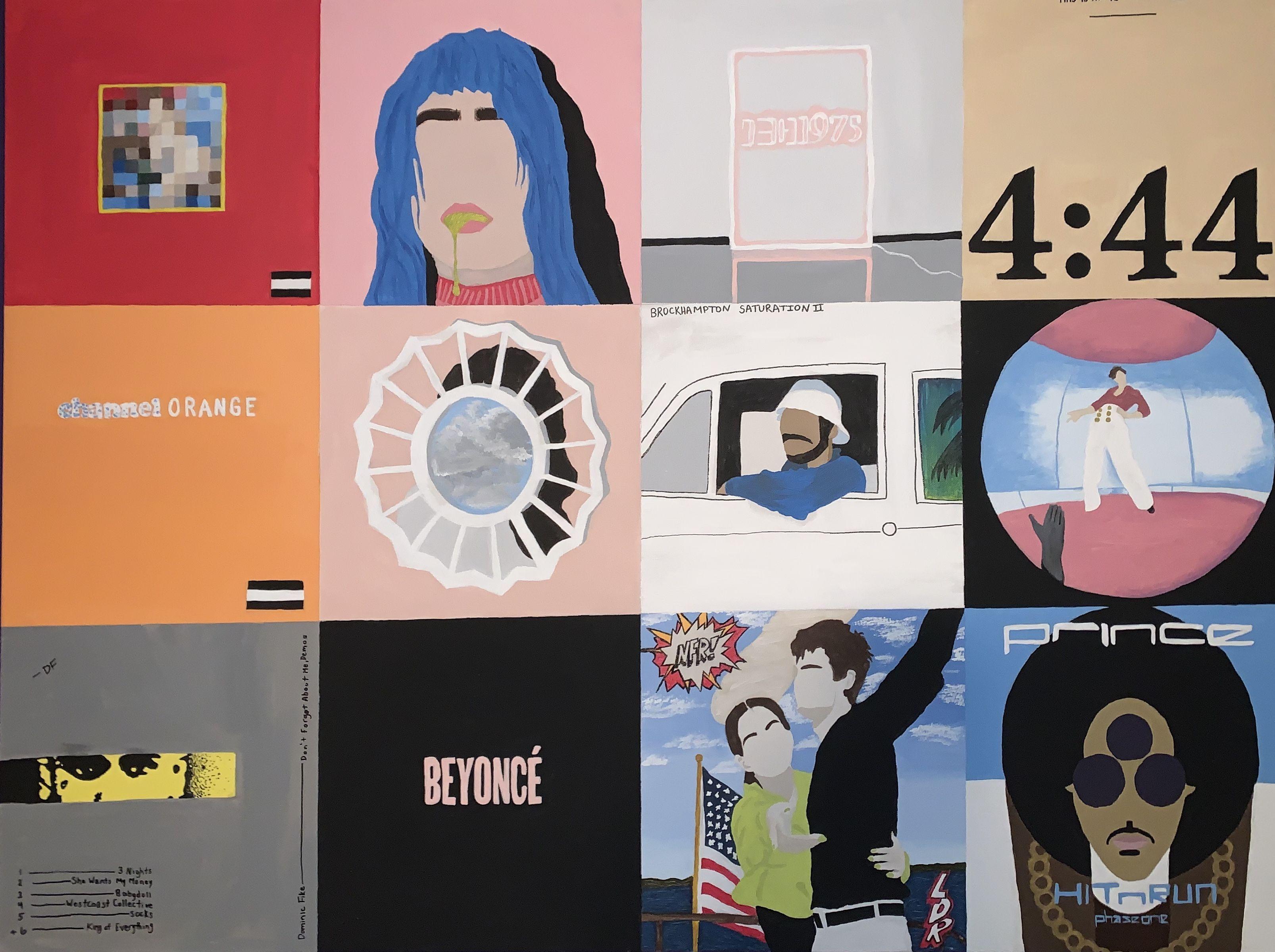 Album Art 1 In 2020 Custom Album Covers Album Cover Art Art
