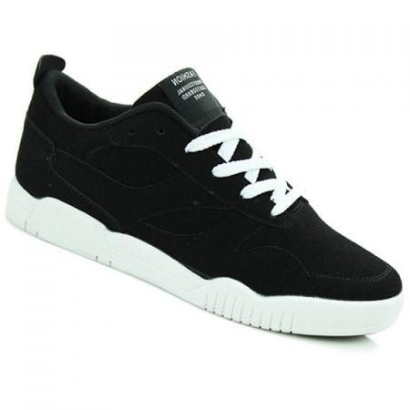 Stylish Suede and Solid Colour Design Men's Casual Shoes