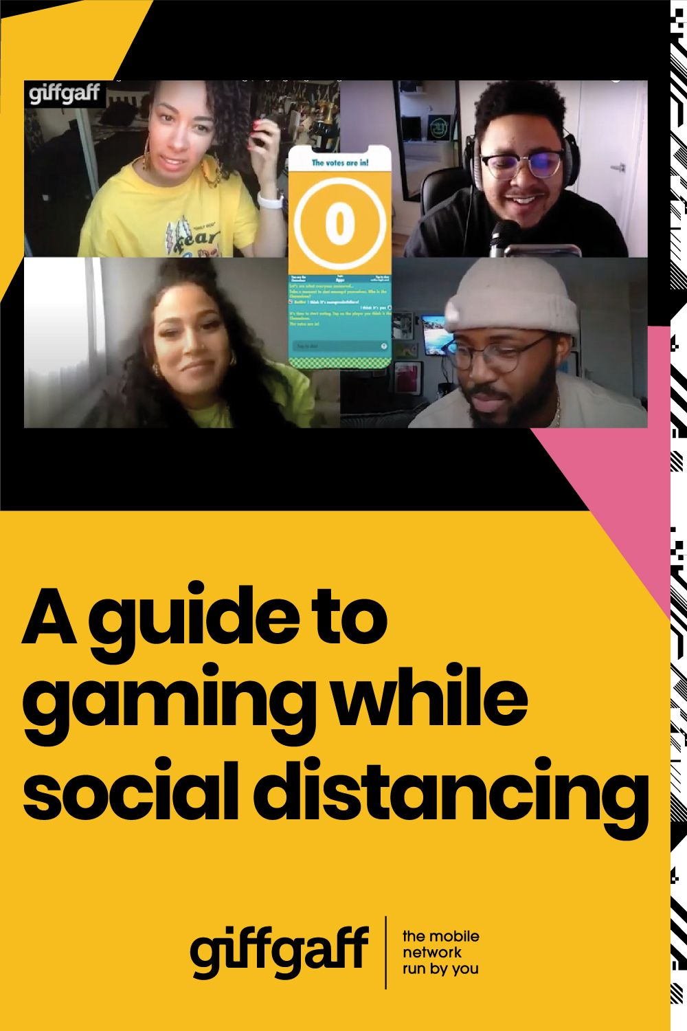 Guide To Gaming Whilst Social Distancing in 2020 Games