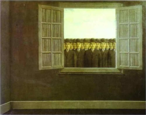 Pin on Art - Rene Magritte