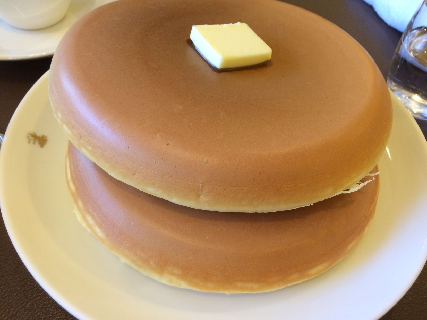 West aoyama garden in tokyo only in japan they can make pancakes only in japan they can make pancakes this perfect ccuart Images