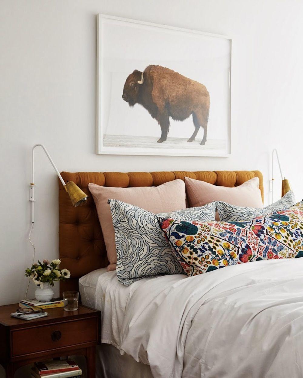 De jolies chambres colorées | Chambre colorée, Niort et Couettes