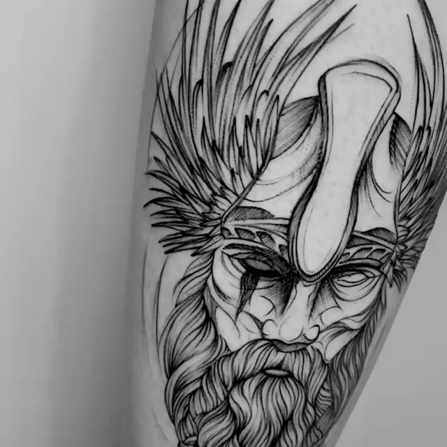 Photo of Tatuagem viking